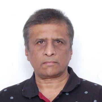 K L Rao Rao, 59, Hyderabad, India