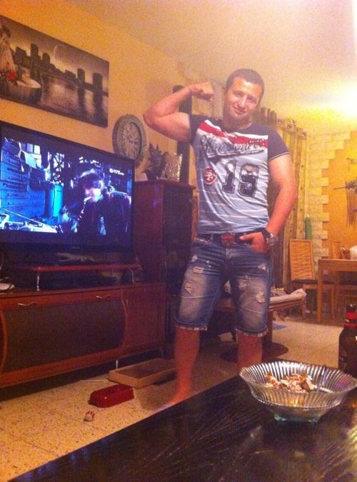 Miha Miha, 35, Tel Aviv, Israel