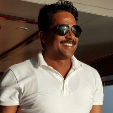 Ganesh Nilakantan, 48, Bangalore, India