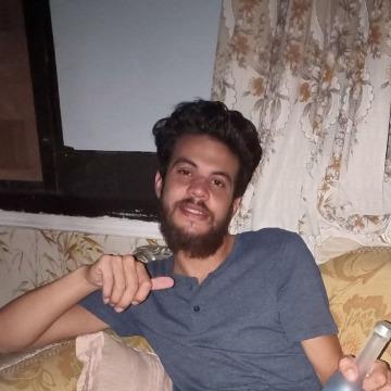 Kemo Karem, 22, Cairo, Egypt