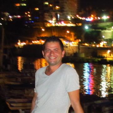 oscar, 38, Antalya, Turkey