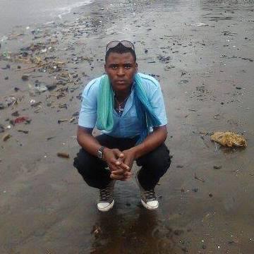 Juluis Nji, 32, Douala, Cameroon