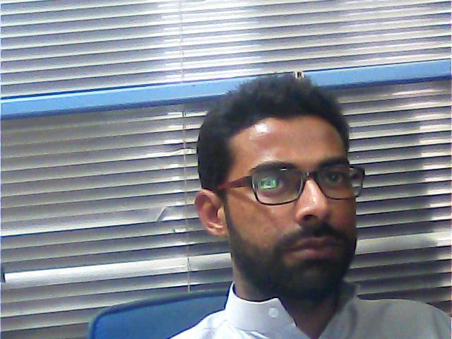 Tariq Zakki, 31, Dubai, United Arab Emirates