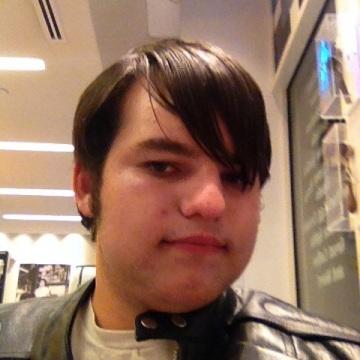 Jackson, 21, Russellville, United States