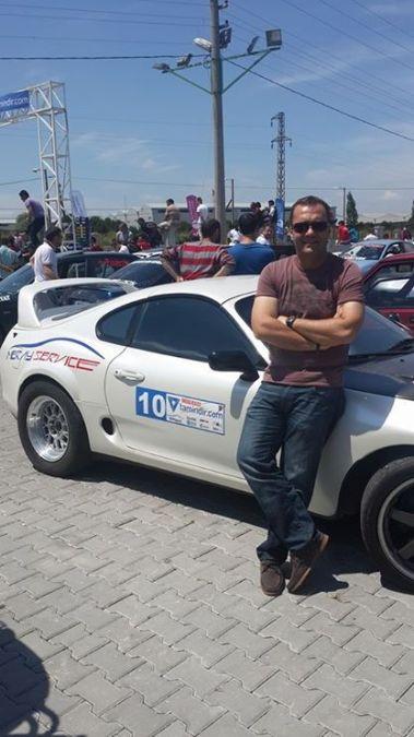 alp, 41, Izmir, Turkey