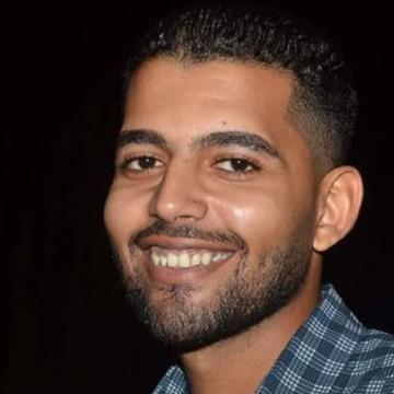 Khaled Srour, 26, Dubai, United Arab Emirates