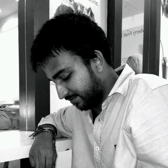 Rohit kaushik, 31, Faridabad, India