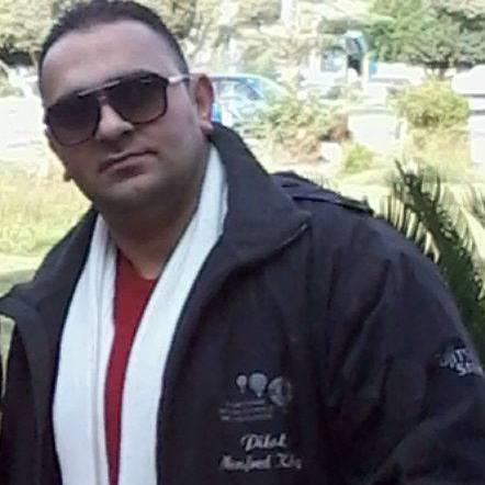 Basalah Gym, 35, Cairo, Egypt