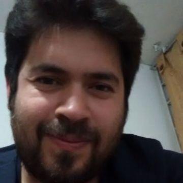 Kike, 36, Bogota, Colombia