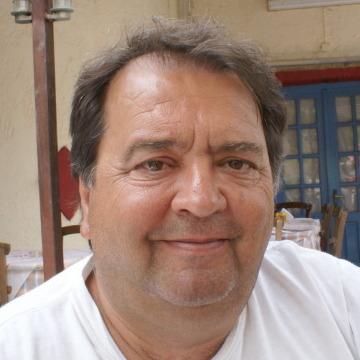 Spyridon Kalamas, 63, Athens, Greece