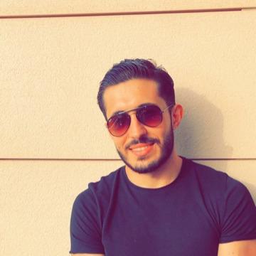 Lokman Benabadji, 24, Oran, Algeria