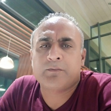 Tariq Inam, 49, Islamabad, Pakistan