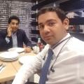 Rizwan Ali, 32, Dubai, United Arab Emirates