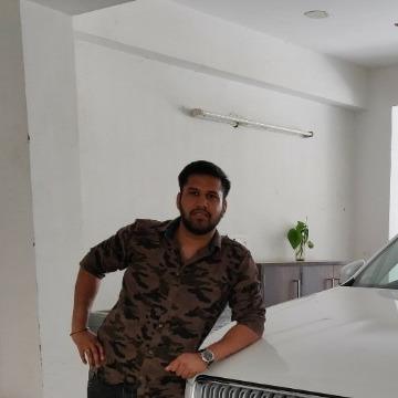Jatin Sharma, 25, New Delhi, India