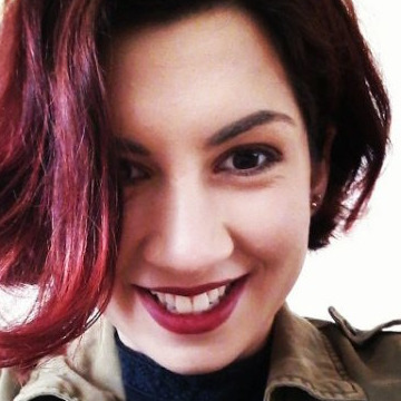 Ani Rekhviashvili, 24, Tbilisi, Georgia