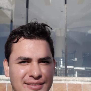 Abisai Sifuentes, 28, Mexicali, Mexico