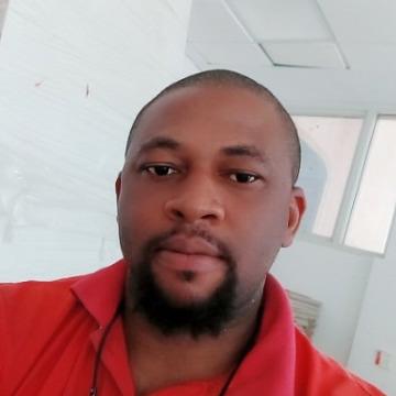 Lucky Pascal Egwu, 35, Abu Dhabi, United Arab Emirates