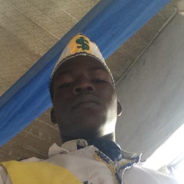 Gansallo, 34, Lagos, Nigeria
