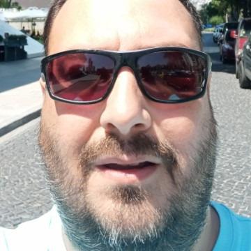 Baris Ozarman, 43, Izmir, Turkey