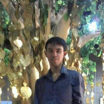 Tiron Sungthip, 32, Bangkok, Thailand