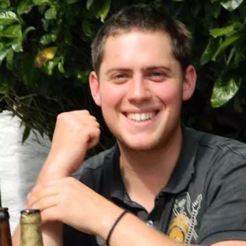 Arthur Pepinster, 27, Charleroi, Belgium