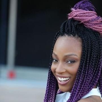 Elisabeth Marie Gueye, 31, Dakar, Senegal