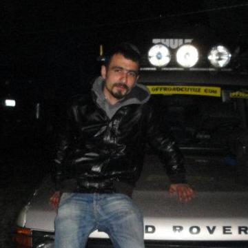 Emrah Aksoy, 31, Istanbul, Turkey