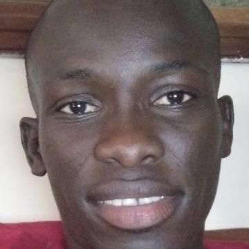 Kemo, 25, Banjul, The Gambia