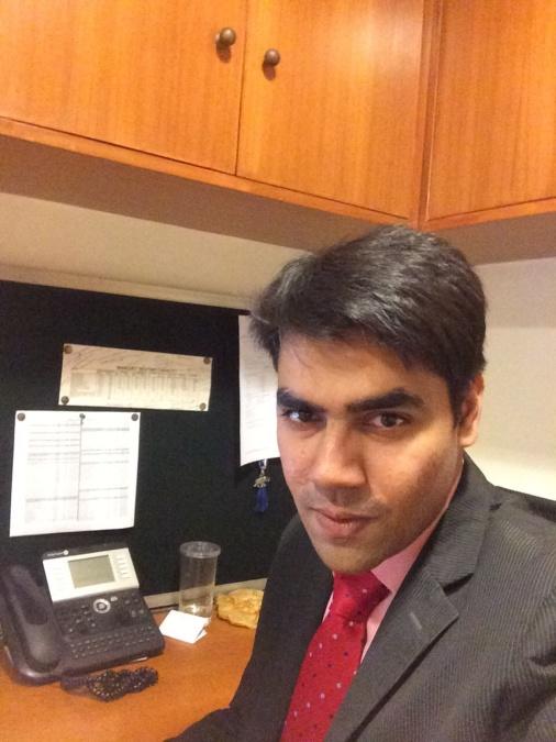 Manan prashar, 32, New Delhi, India