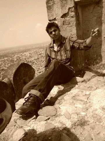 Manan prashar, 31, New Delhi, India