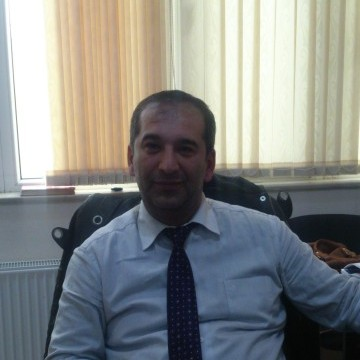 Vuqar Agayev, 44, Baku, Azerbaijan