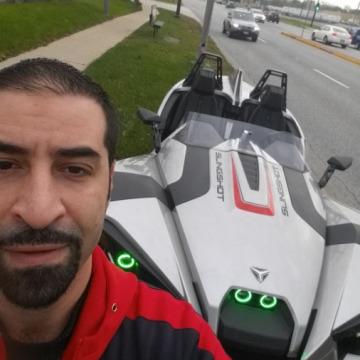 Osama, 40, Amman, Jordan