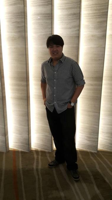 Gino Lim, 31, George Town, Malaysia
