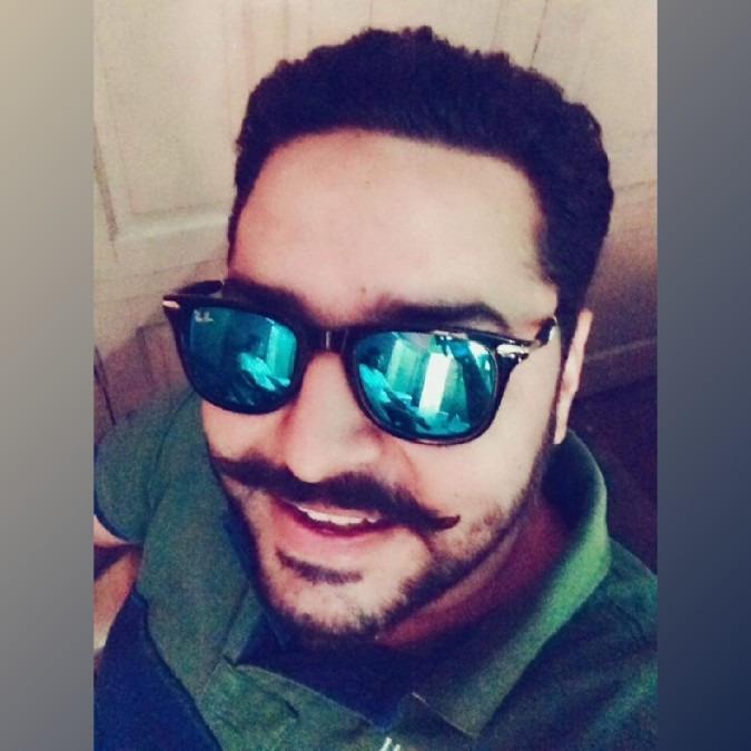 Azad, 34, Chandigarh, India