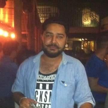 Azad, 31, Chandigarh, India