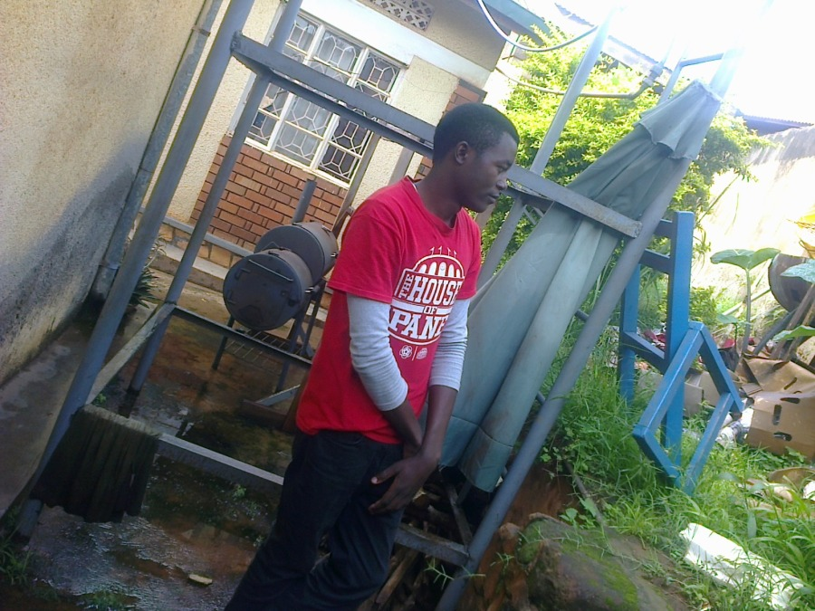 Little Phild, 25, Kampala, Uganda