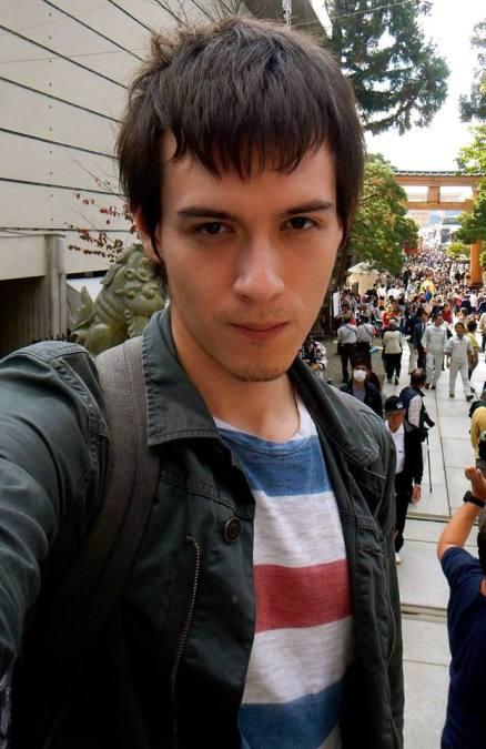 David Cuevas, 29, Guadalajara, Mexico