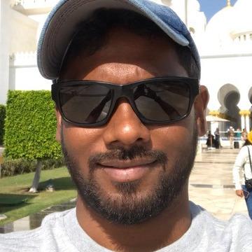 Sakthi Dhandapani, 34, Coimbatore, India