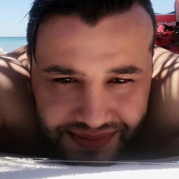 Taha Kucur, 34, Izmir, Turkey