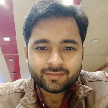 Vimal Rai, 29, New Delhi, India