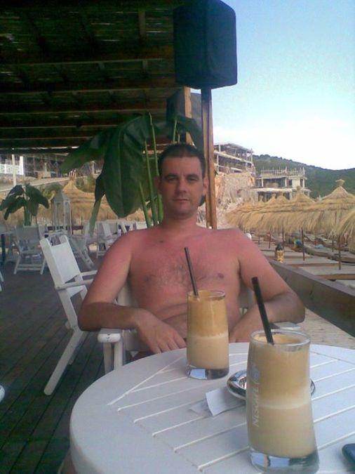 Enrik Stajo, 30, Tirana, Albania