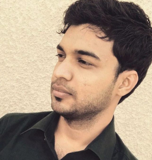 Rashid Muhammad, 30, Dubai, United Arab Emirates