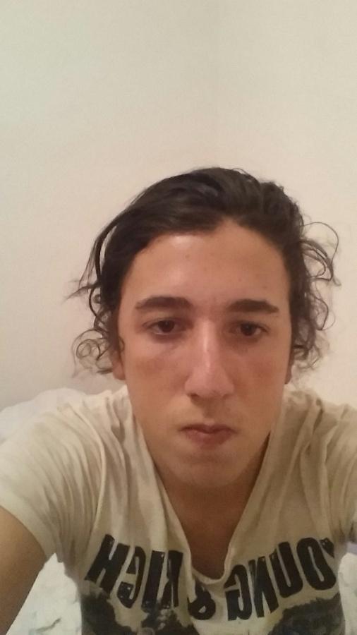 Ercan Doğan, 25, Istanbul, Turkey