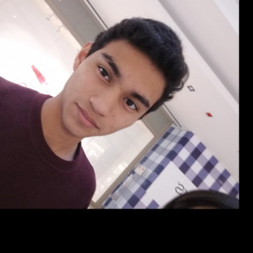 Cledmir, 20, Lima, Peru