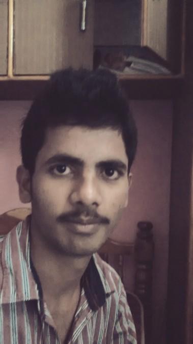 kumar, 27, Chittoor, India
