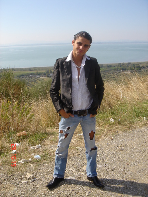 Raffaello Antonio, 41, Rimini, Italy