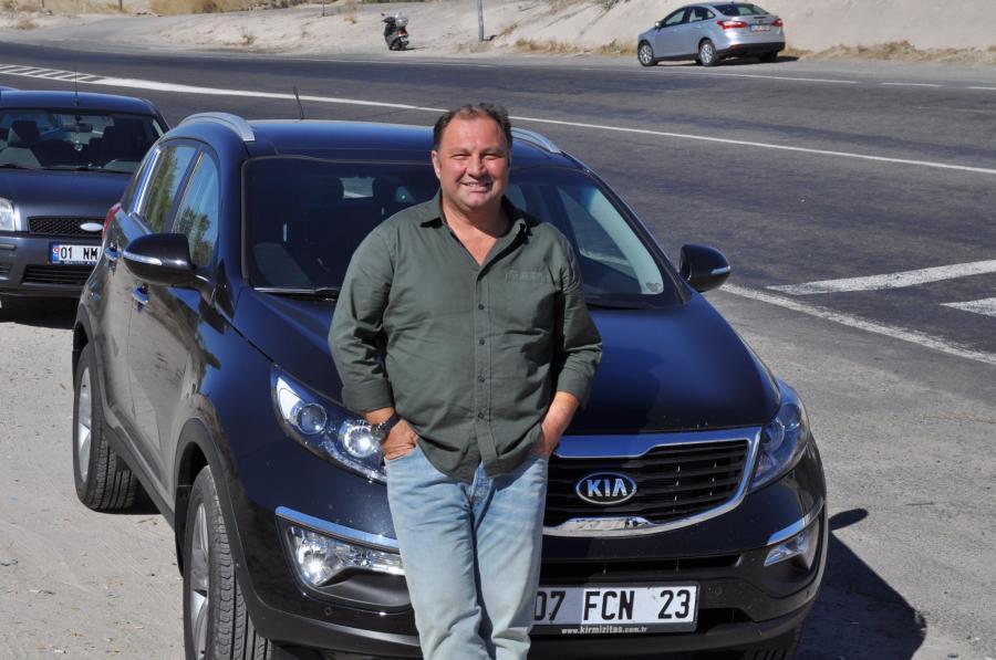 Metin Çoban, 55, Istanbul, Turkey