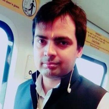 Siddhant Pandey, 29, New Delhi, India