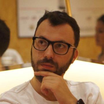 Davide Bertollo, 35, Guangzhou, China