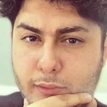Ehsan, 27, Tehran, Iran